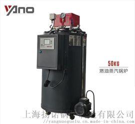50kg免  燃油蒸汽锅炉 小型全自动蒸汽发生器