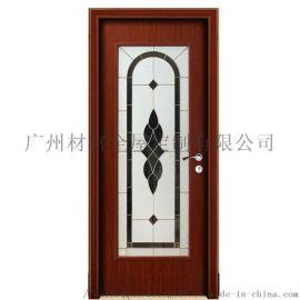 欧式雕花纯原木门隔音整套 卧室房间红橡木实木门厂家
