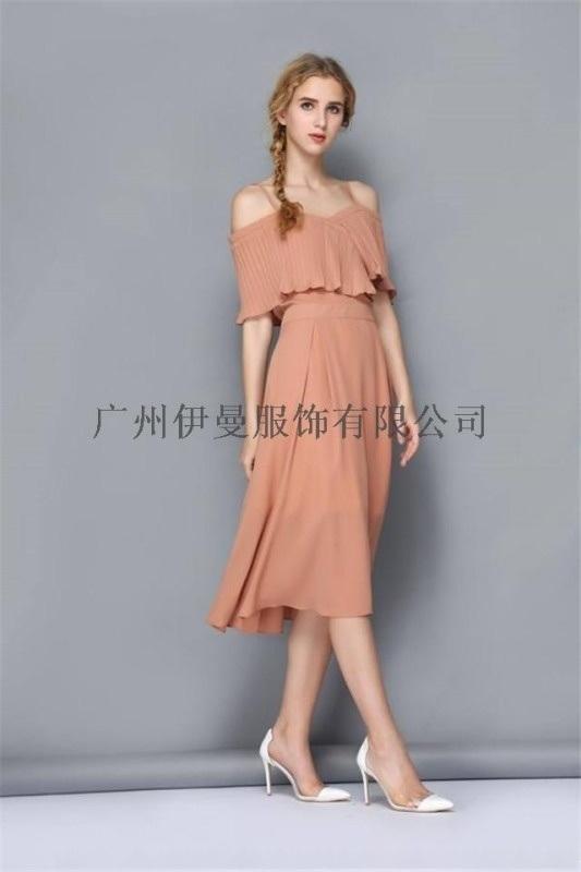 杭州一線大牌歌莉婭時尚女裝折扣店庫存尾貨批發走份