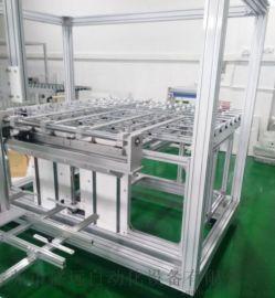 盛远自动化设备-大尺寸玻璃覆膜机-裁切板贴膜机