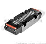 國產滾柱導軌塊廠家 南京工藝GZD20x70導軌塊