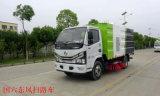 國六東風多利卡掃路車   5.5方垃圾清掃車