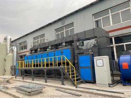 催化燃烧设备 沸石转轮废气处理设备