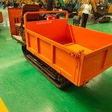 农田改造履带运输车爬山机稻田橡胶履带运输车