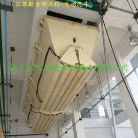 WND电动泥斗生产厂家 非标定制 泥饼存储