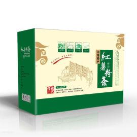 濮阳粉条箱设计印刷,南乐粉丝包装盒定做