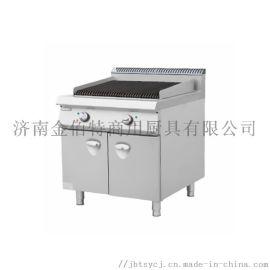 埃科菲西餐900电烧烤炉连柜XKE-DH-900