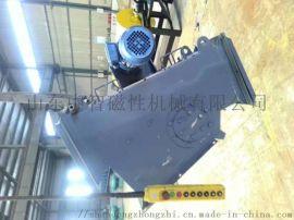 RCYG系列管道式永磁自卸除铁器的设计讲解