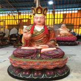 地藏王菩萨厂家,昌东玻璃钢地藏王佛像雕塑生产厂家