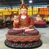 地藏王菩薩廠家,昌東玻璃鋼地藏王佛像雕塑生產廠家
