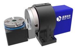CNC第五轴数控分度盘AC五轴防撞机任意角度定位