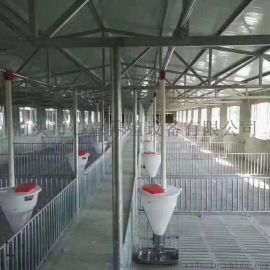 养殖料线主机猪用自动上料系统动力箱猪用自动喂料系统