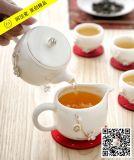 陶瓷金箔茶具阿法瓷陶瓷水晶茶具