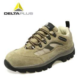 代尔塔**劳保鞋牛皮安全鞋 登山户外运动鞋