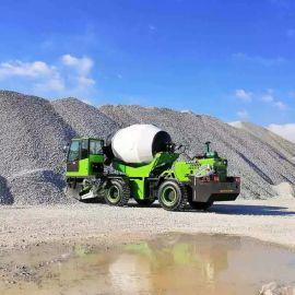 4立方混凝土自上料 1.8立方混凝土自动上料车厂家