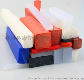 定制硅胶条 硅胶方条 硅胶密封条 耐高温 密封条