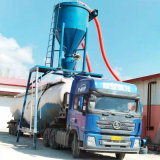 通畅干灰装车机 环保无尘风力吸灰机 粉煤灰清库机