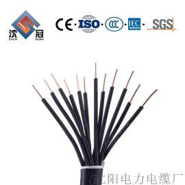 kvv22纯铜信号屏蔽电缆