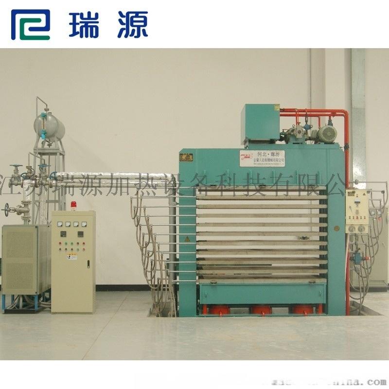 导热油循环系统 电加热导热油炉 压机专用电加热锅炉