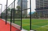 籃球場圍網|網球場圍網施工建設及球網圍網燈光安裝
