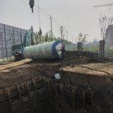 一体化雨水提升预制泵站特点