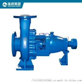 上海连成IH型化工泵是单级单吸(轴向吸入)悬臂式离心泵