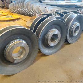 定制起重机用铸钢滑轮 热轧滑轮片