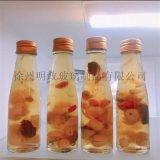 燕窝瓶蜂蜜瓶奶茶瓶饮料瓶自酿酒瓶花胶瓶鱼胶瓶奶冻瓶
