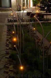 成都小区庭院灯 LED景观灯 投光灯