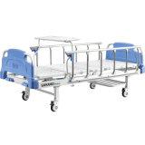 P2k 两功能手动双摇医用护理病床- 手动病床
