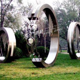 武汉艺术雕塑不锈钢景观雕塑定做广澳星物美价廉