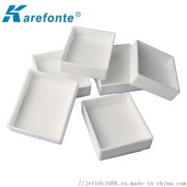 氧化铝带孔陶瓷块 非标陶瓷异形件加工定做