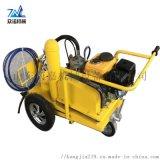 热熔划线机厂家 小型手推式划线机 停车位冷喷划线车