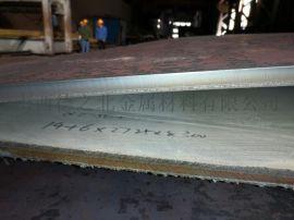 超厚复层 超常比例316L轧制不锈钢复合板