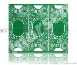 2层FR-4消费电子电路板