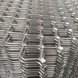供应铝合金防护网型材 拉网型材厂家
