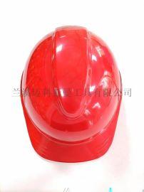 高強度安全帽施工建築工程勞保夏季透氣頭盔