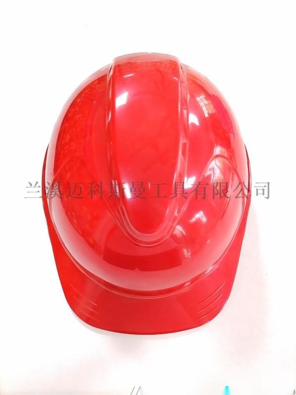 高强度安全帽施工建筑工程劳保夏季透气头盔