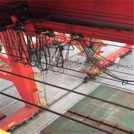 耐寒柔性拖令光纤电缆弯曲使用寿命