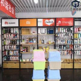 手机数码店展示架 手机配件店展示柜 母婴店货架