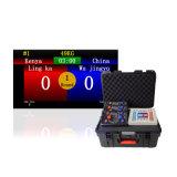 江海電子跆拳道計時記分系統打分控制檯計時顯示屏