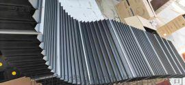 磨床风琴机床防护罩 东营嵘实机床防护罩