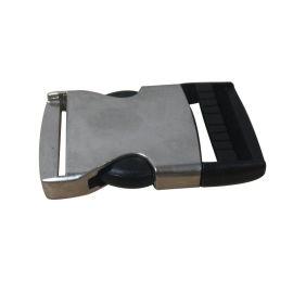 箱包配件半金属插扣箱包服饰安全插锁 书包扣