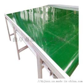 车间用输送机 铝型材生产线 六九重工 铝型材框架输