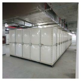 增强型无焊接不锈钢水箱 丰城简易水箱