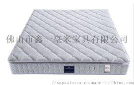 乳胶、环保棕、弹簧床垫