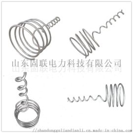 光缆金具 末端用 铝合金防晕环 电晕环 防止电晕