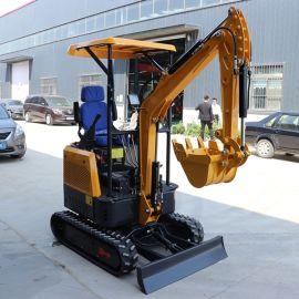 厂家供应小型挖土机 农用挖掘机 20型小挖机 捷克