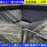 寧夏雙糙面1.5HDPE防滲膜生產廠家