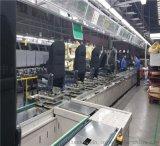 广州按摩床垫生产线,理疗床装配线,轮椅组装流水线